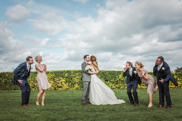 A Stylish Talbot Hotel Stillorgan Wedding By Memories Photography Magda