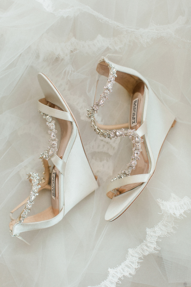 Badgley Mischka Wedding Shoes.18 Of The Most Wanted Wedding Shoes For 2018 Brides Weddingsonline