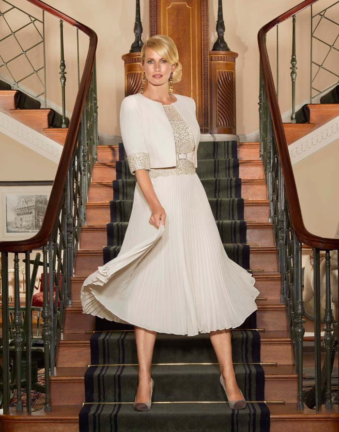 abb5883ea9ec 38 Stunning Mother of the Bride Dresses for Spring/Summer ...