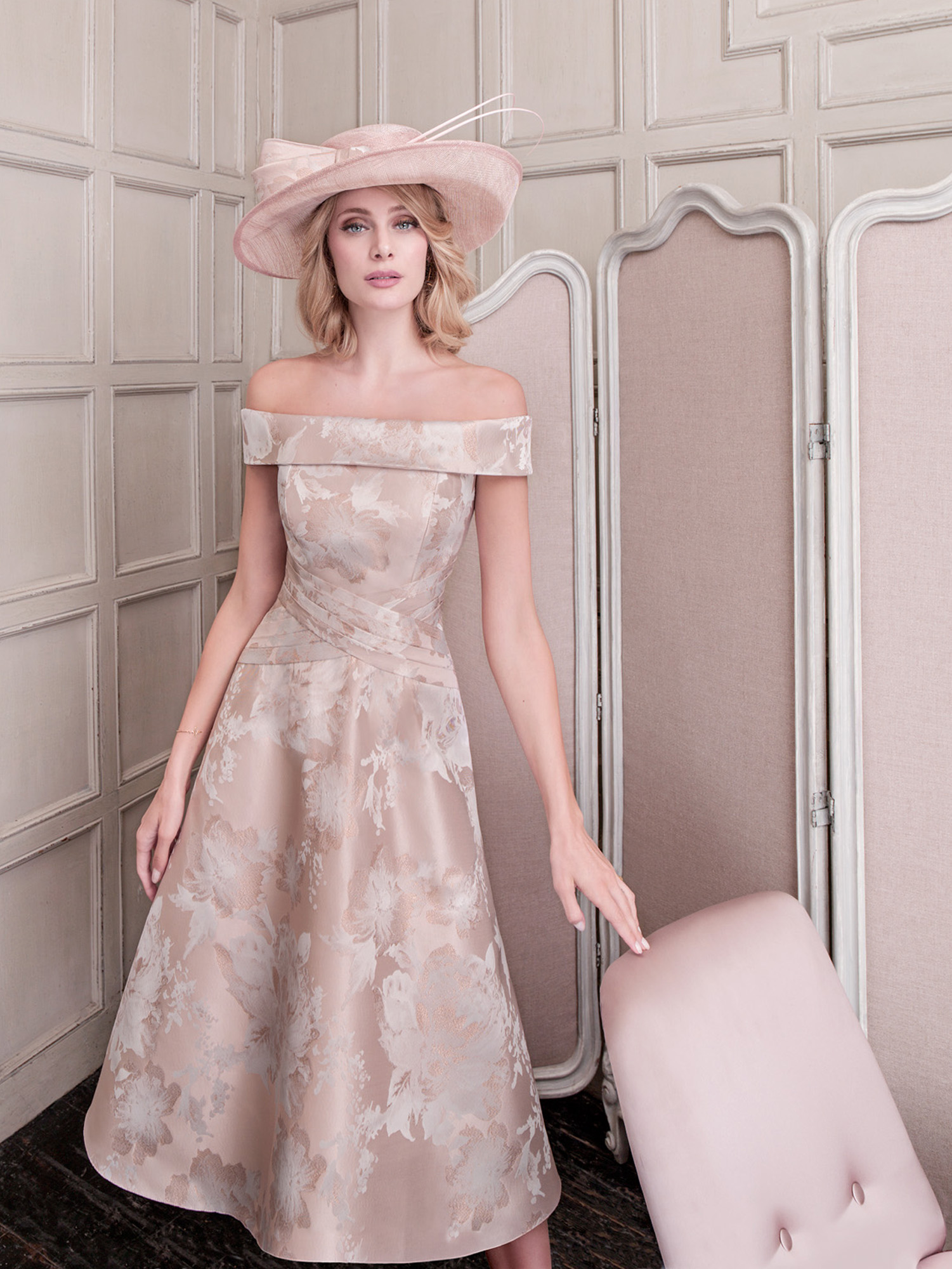 4de60b25e1b 38 Stunning Mother of the Bride Dresses for Spring Summer ...