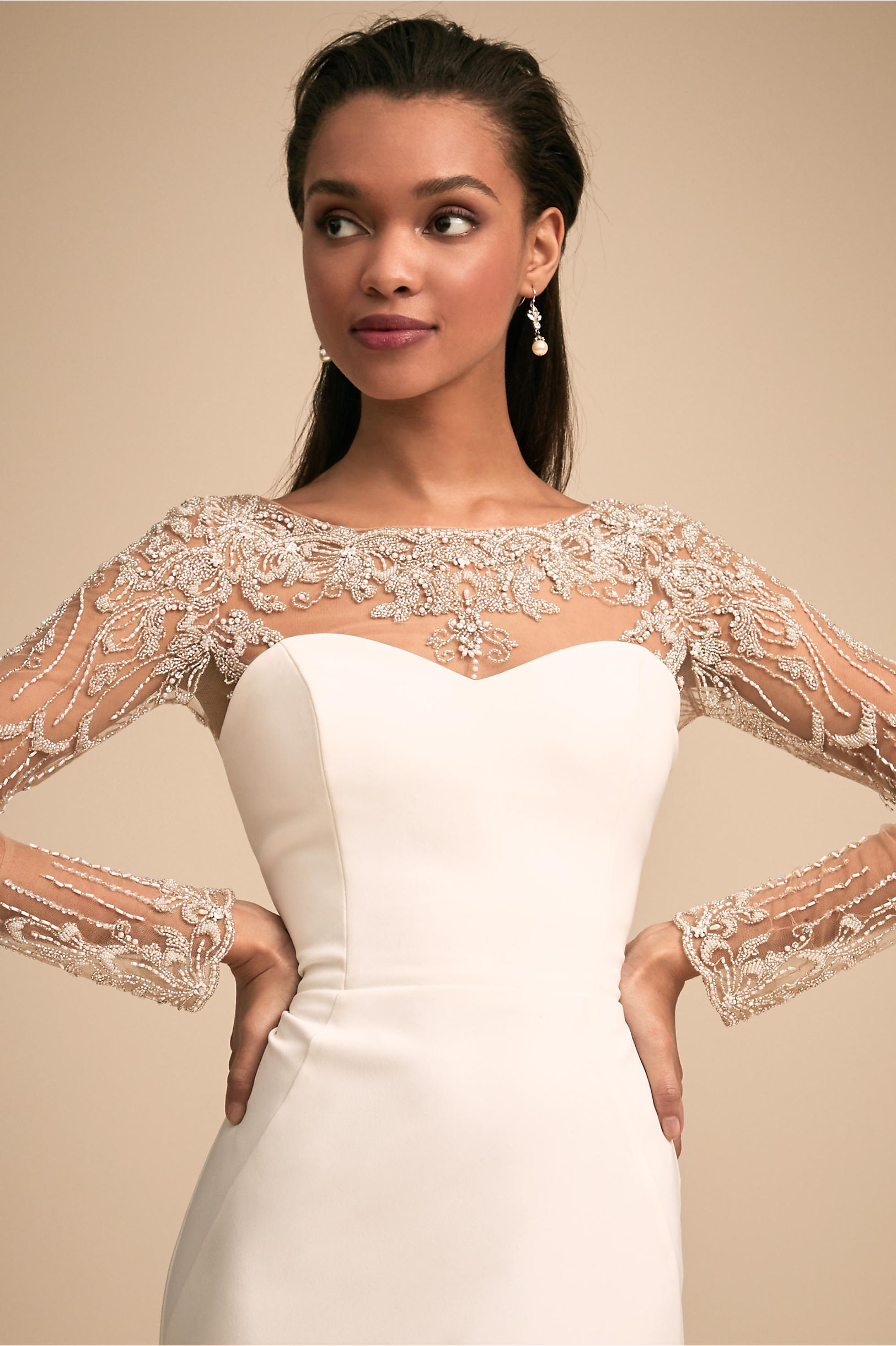 1d56caf985e 20 Stylish Bridal Cover Ups   Toppers To Transform Your Look ...