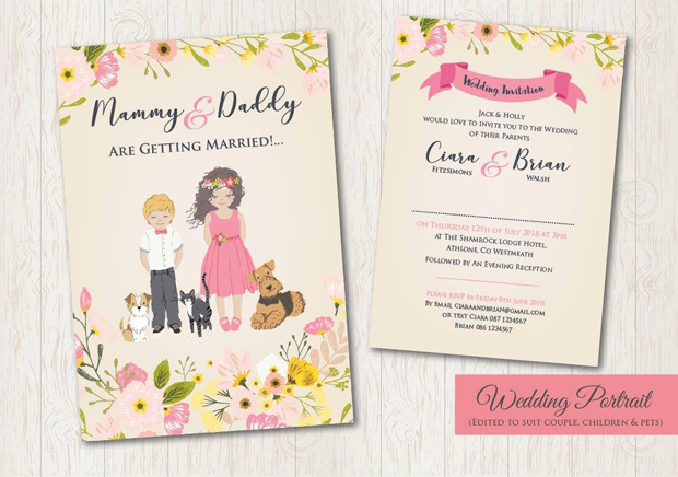 16 lovely ways to include your children in your wedding weddingsonline