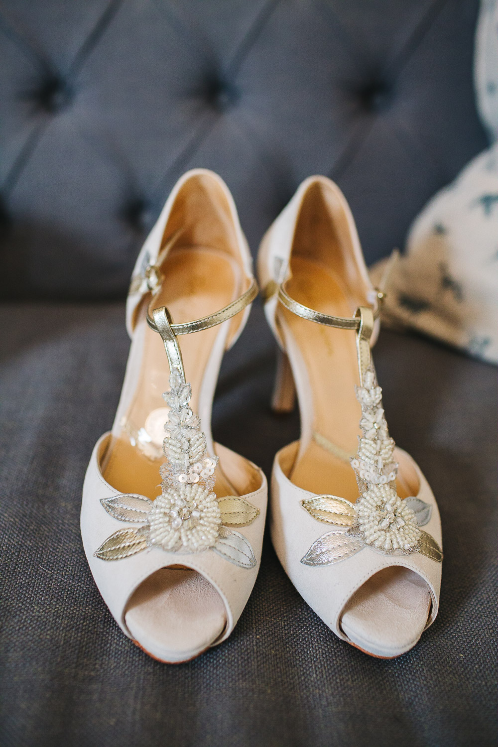 bf700eac67fd83 18 of the Most Wanted Wedding Shoes for 2018 Brides
