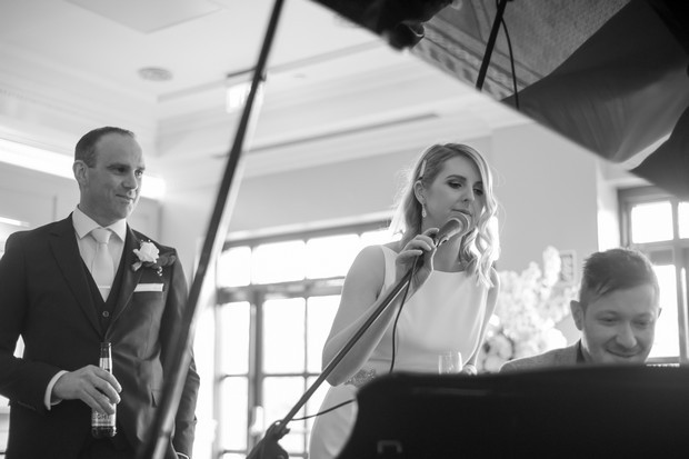 A Stunning Johnstown Estate Wedding by Richard Speedie Films images 8