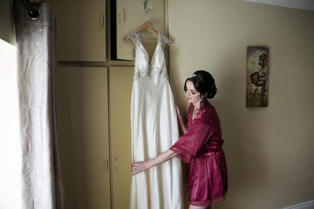 A Glittering Winter Wedding at The Keadeen Hotel images 4