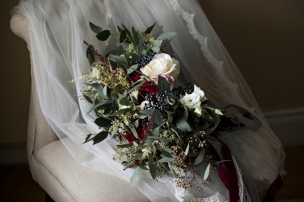 A Glittering Winter Wedding at The Keadeen Hotel images 2