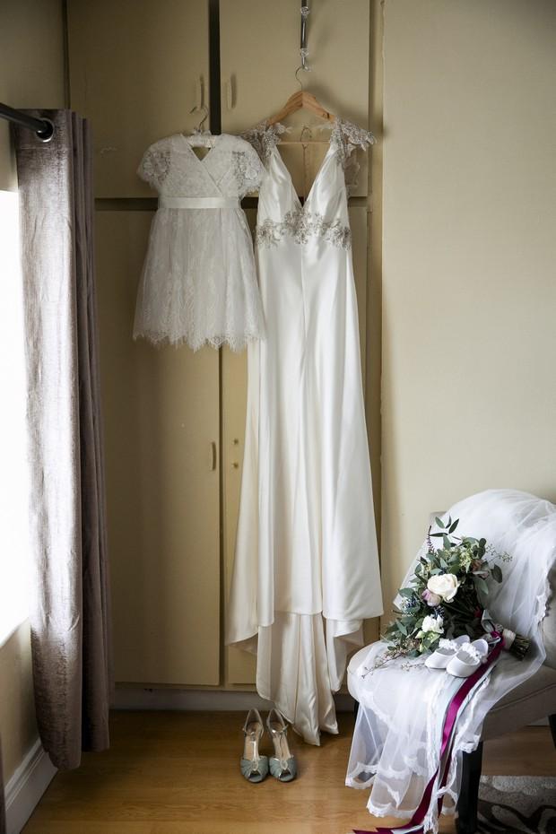 A Glittering Winter Wedding at The Keadeen Hotel