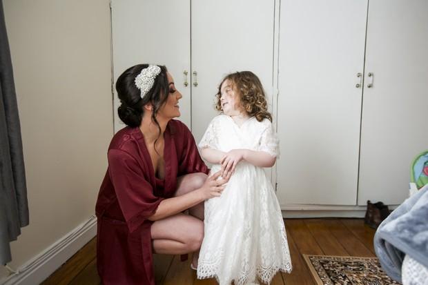 A Glittering Winter Wedding at The Keadeen Hotel images 7