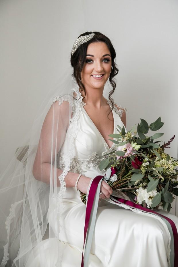 A Glittering Winter Wedding at The Keadeen Hotel images 13