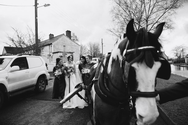 A Glittering Winter Wedding at The Keadeen Hotel images 24