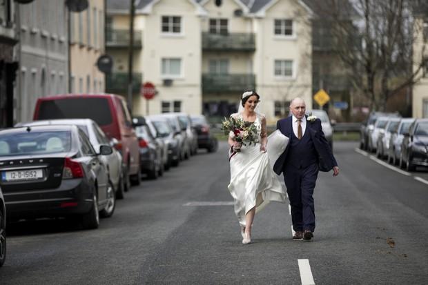 A Glittering Winter Wedding at The Keadeen Hotel images 29