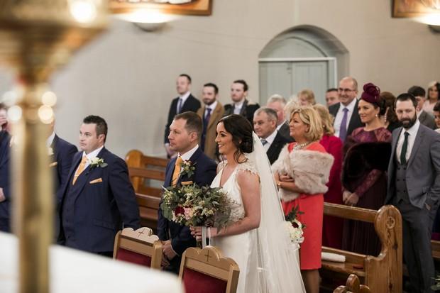 A Glittering Winter Wedding at The Keadeen Hotel images 34