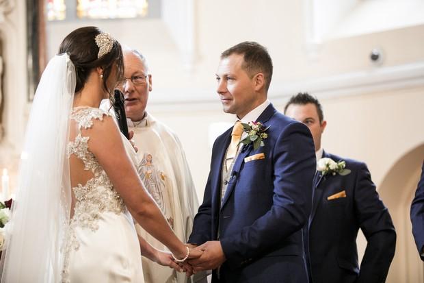 A Glittering Winter Wedding at The Keadeen Hotel images 38
