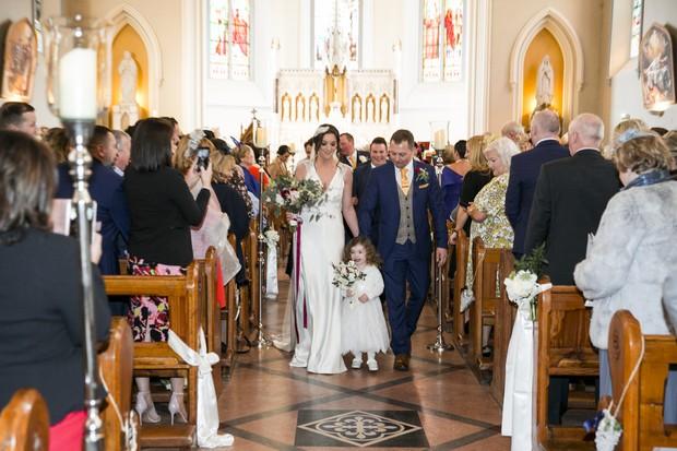 A Glittering Winter Wedding at The Keadeen Hotel images 40