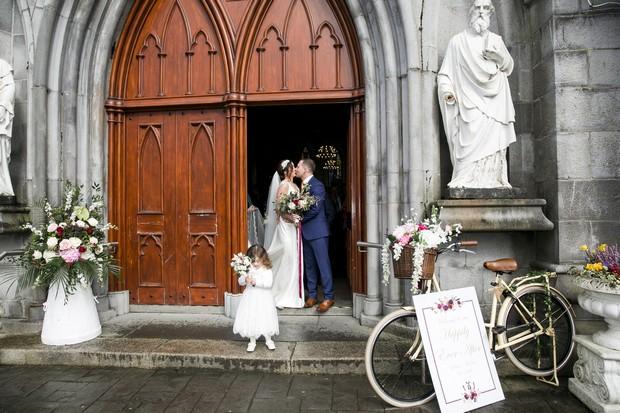 A Glittering Winter Wedding at The Keadeen Hotel images 41