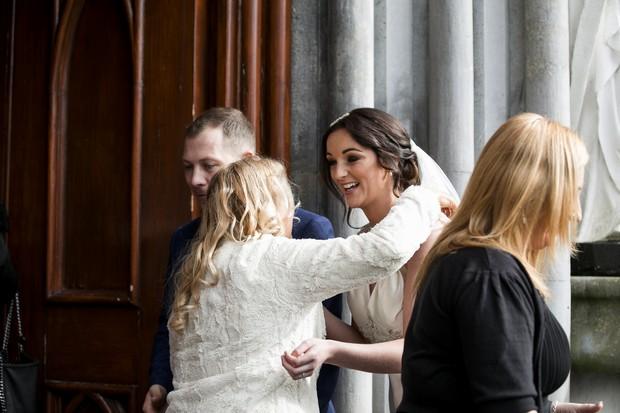 A Glittering Winter Wedding at The Keadeen Hotel images 43