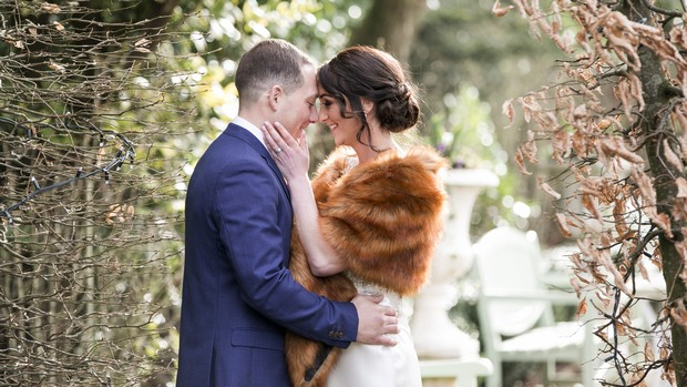 A Glittering Winter Wedding at The Keadeen Hotel images 60