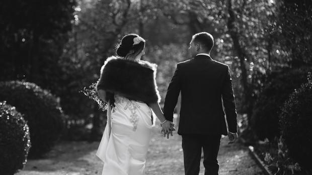 A Glittering Winter Wedding at The Keadeen Hotel images 63