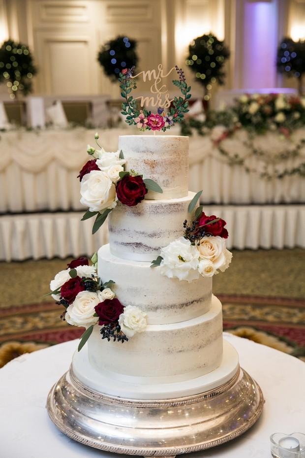 A Glittering Winter Wedding at The Keadeen Hotel images 49