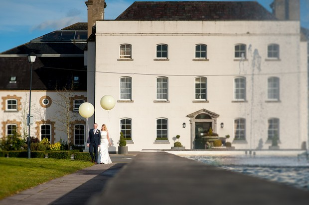A Stunning Johnstown Estate Wedding by Richard Speedie Films images 5