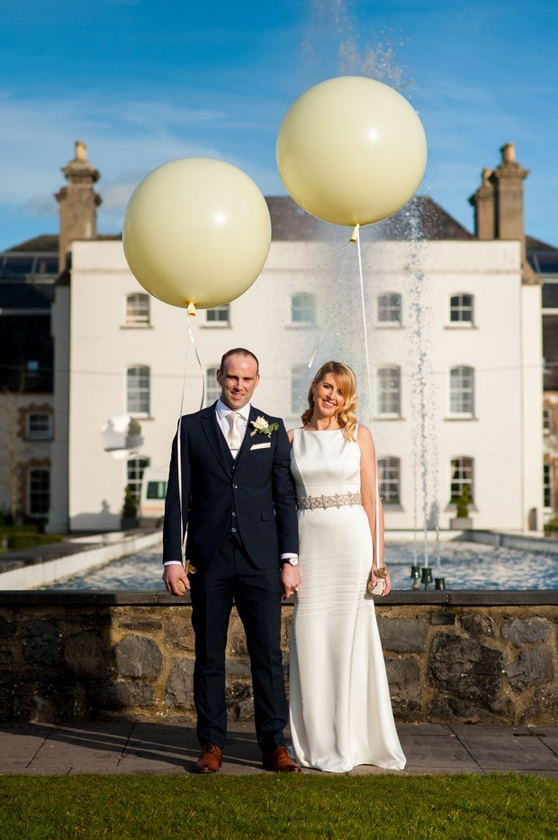 A Stunning Johnstown Estate Wedding by Richard Speedie Films images 6