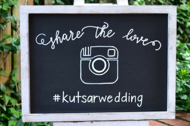 Wedding Hashtag: How to Create One and What to Do With it