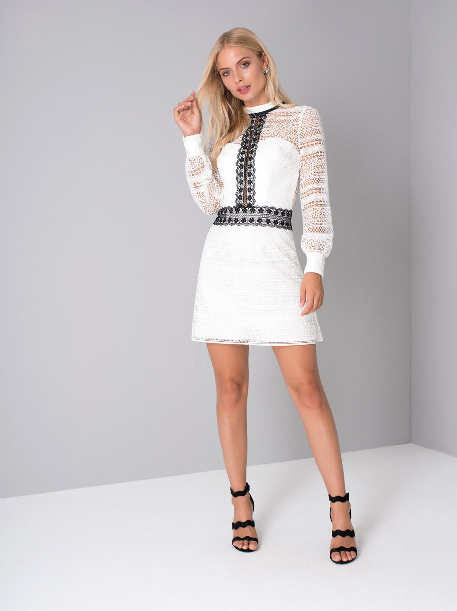 Chi Faye Dress 70 From London