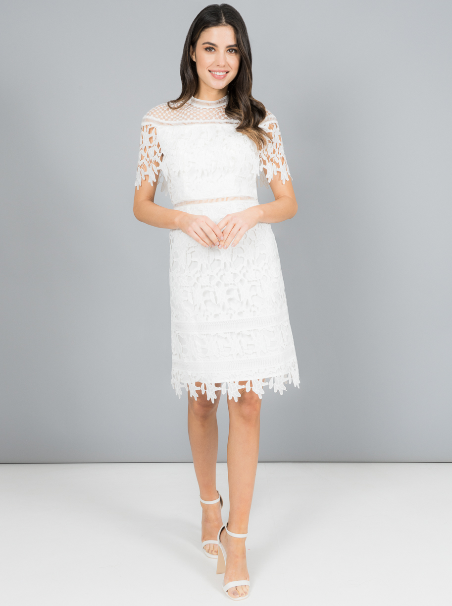 White Dress Party