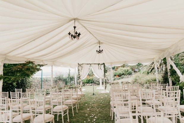 A Glamorous Royal Marine Hotel Wedding by the Sea images 8