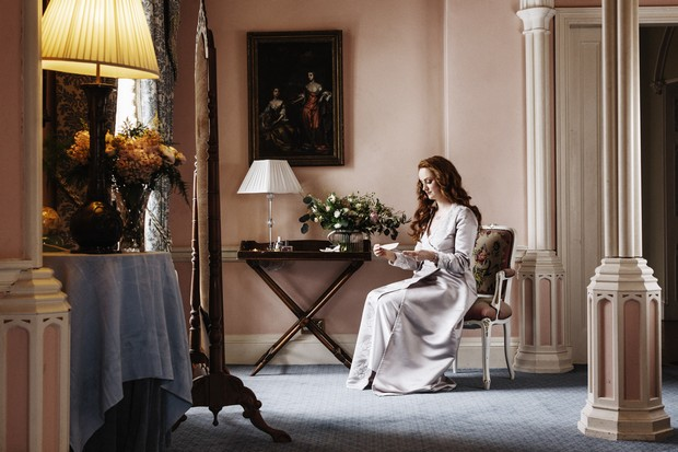 A Magnificent Inspiration Shoot at the Legendary  Slane Castle images 14