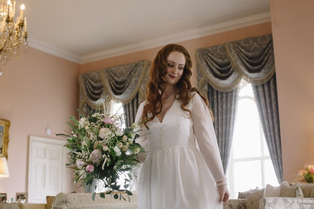 A Magnificent Inspiration Shoot at the Legendary  Slane Castle images 16