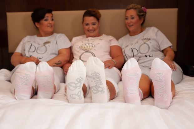 A Delightful Trim Castle Wedding by Peter Bell Photography images 4