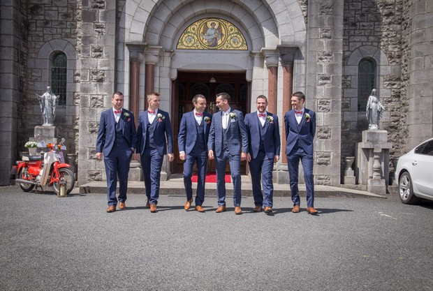 A Stylish Bridge House Hotel Wedding by Darren Byrne Photography & Film images 12