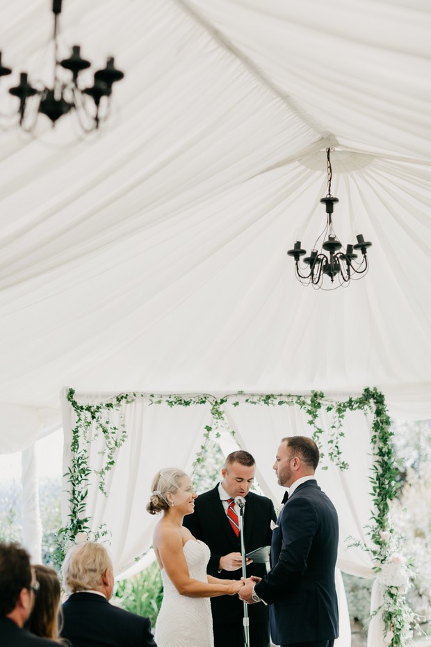A Glamorous Royal Marine Hotel Wedding by the Sea images 20