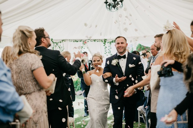 A Glamorous Royal Marine Hotel Wedding by the Sea images 22