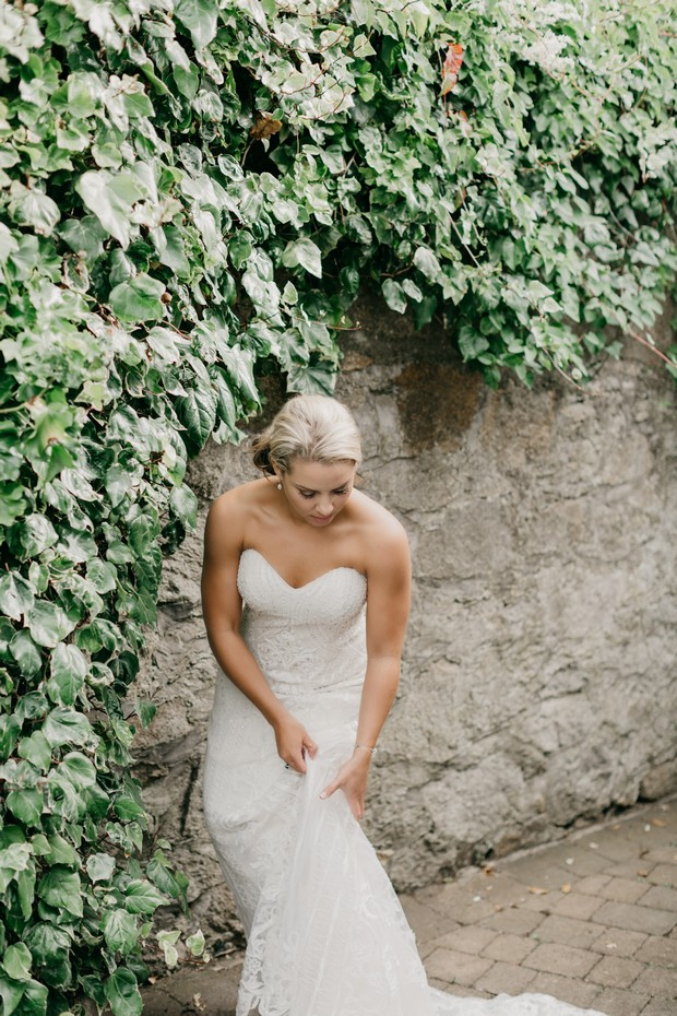 A Glamorous Royal Marine Hotel Wedding by the Sea images 27