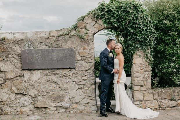 A Glamorous Royal Marine Hotel Wedding by the Sea images 28