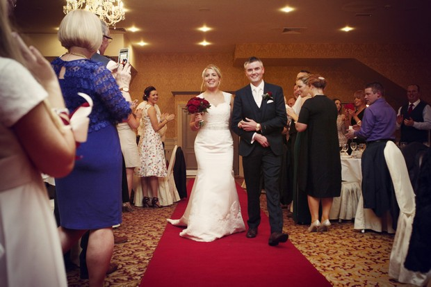 A Beautiful, Classic Great National Hotel Ballina Wedding images 37
