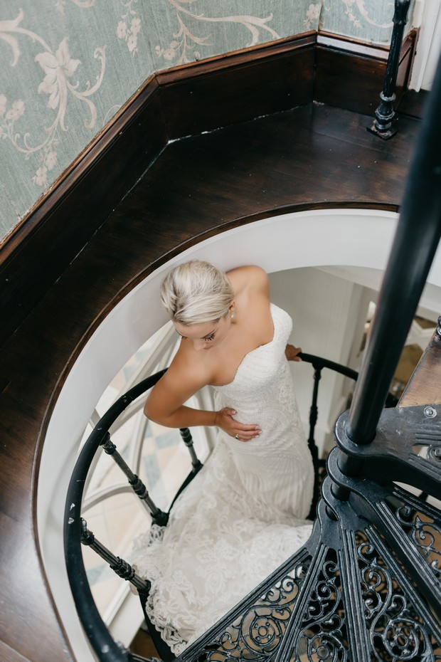 A Glamorous Royal Marine Hotel Wedding by the Sea images 32