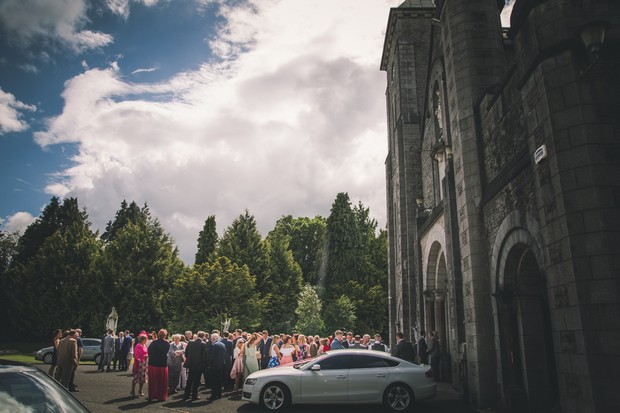 A Stylish Bridge House Hotel Wedding by Darren Byrne Photography & Film images 27