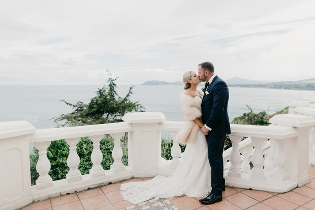 A Glamorous Royal Marine Hotel Wedding by the Sea images 33