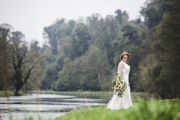 A Magnificent Inspiration Shoot at the Legendary  Slane Castle images 38
