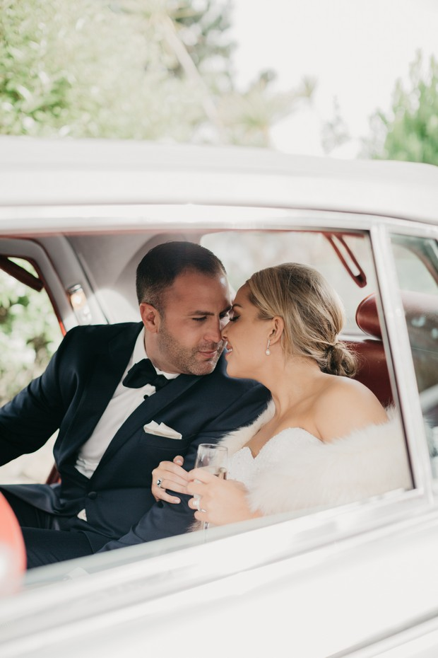 A Glamorous Royal Marine Hotel Wedding by the Sea images 37