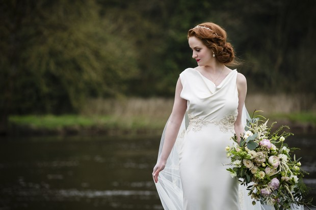A Magnificent Inspiration Shoot at the Legendary  Slane Castle images 39