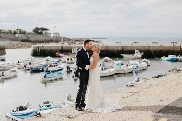 A Glamorous Royal Marine Hotel Wedding by the Sea images 38