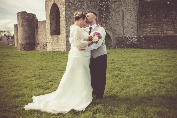 A Delightful Trim Castle Wedding by Peter Bell Photography images 27