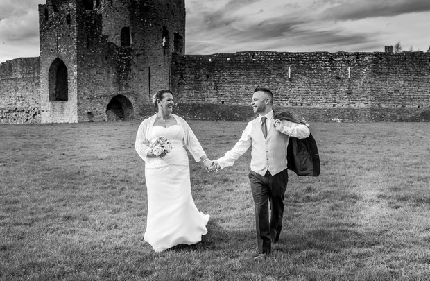 A Delightful Trim Castle Wedding by Peter Bell Photography images 28
