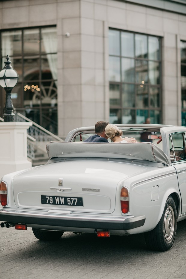 A Glamorous Royal Marine Hotel Wedding by the Sea images 49