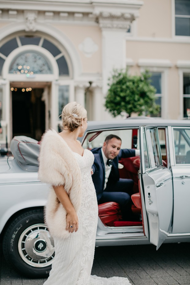 A Glamorous Royal Marine Hotel Wedding by the Sea images 50
