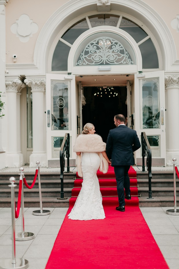 A Glamorous Royal Marine Hotel Wedding by the Sea images 53